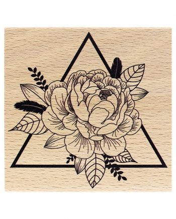 triangle floral