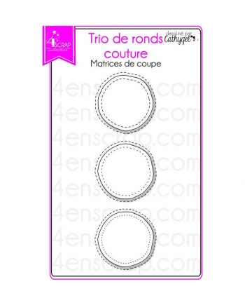 trio de ronds couture