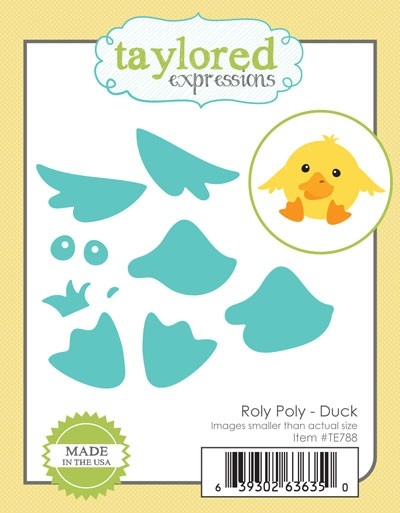 ROLY POLY DUCK