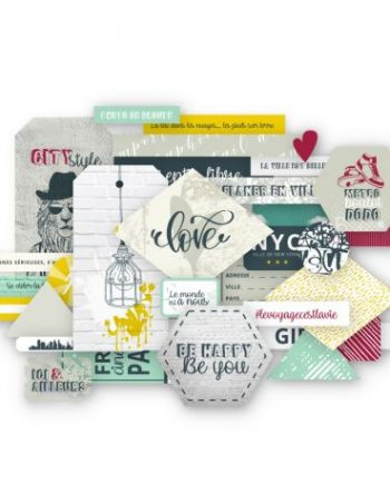 DIE CUTS CORRESPONDANCES